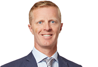 President and CEO, Henrik Perbeck