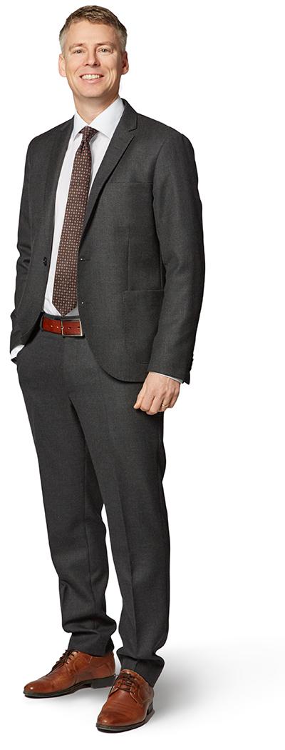 Staffan Johansson, vd Beijer Tech
